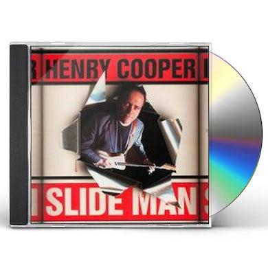 Henry Cooper SLIDE MAN CD