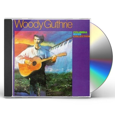 Woody Guthrie COLUMBIA RIVER COLLECTION CD