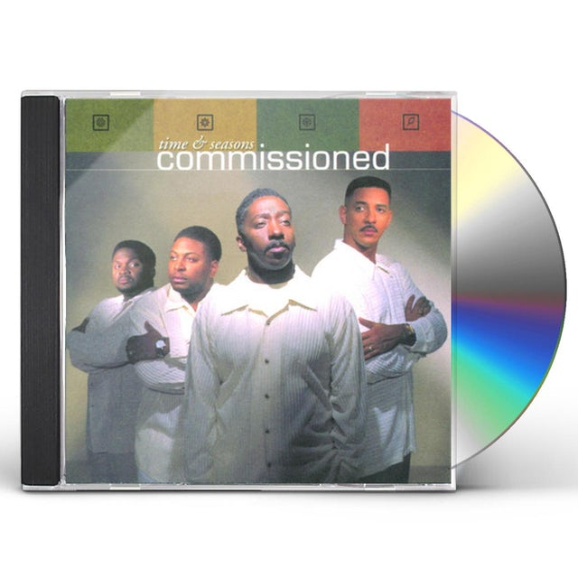 Commissioned TIME & SEASONS CD