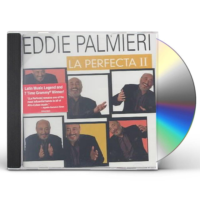 Eddie Palmieri PERFECTA II CD