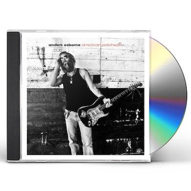 Anders Osborne AMERICAN PATCHWORK CD