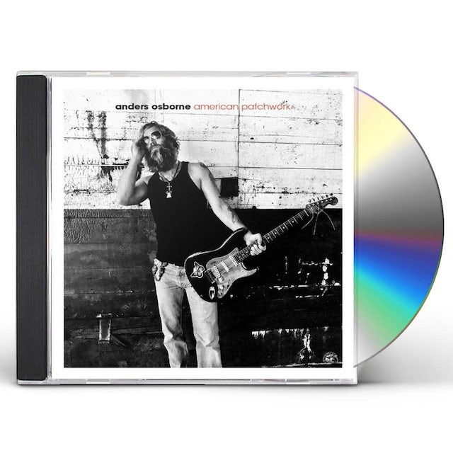 Anders Osborne AMERICAN PATCHWORK CD