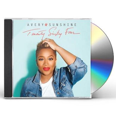 Avery Sunshine TWENTY SIXTY FOUR CD