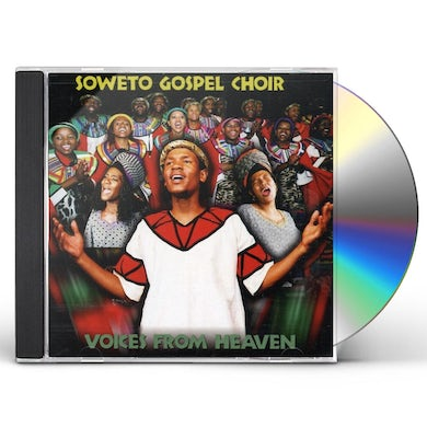 Soweto Gospel Choir VOICES FROM HEAVEN CD