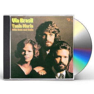 Tania Maria VIA BRASIL 1 CD