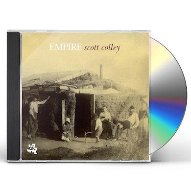 Scott Colley EMPIRE CD