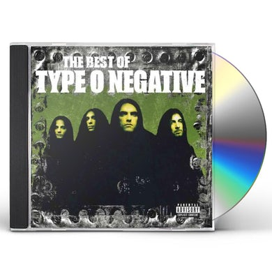 Type O Negative BEST OF CD