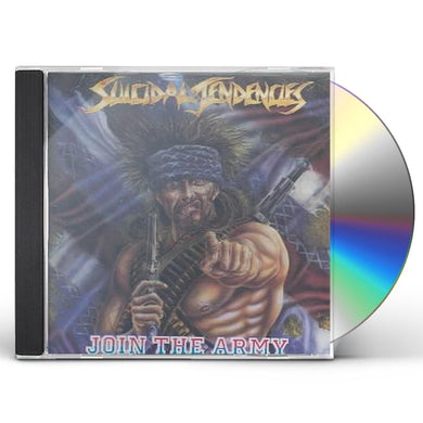 Suicidal Tendencies JOIN THE ARMY CD