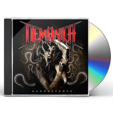 Demonica DEMONSTROUS CD