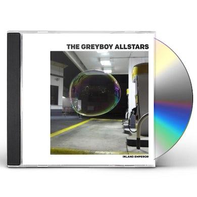 Greyboy Allstars INLAND EMPEROR CD