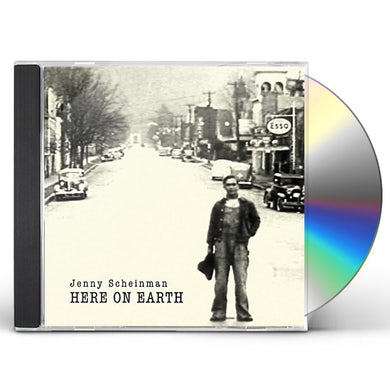 HERE ON EARTH CD