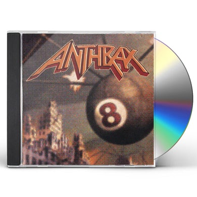 Anthrax VOLUME 8 CD