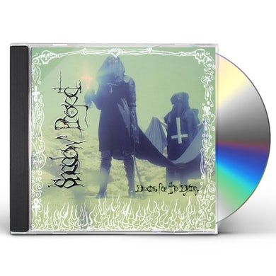 SHADOW PROJECT DREAMS FOR THE DYING CD