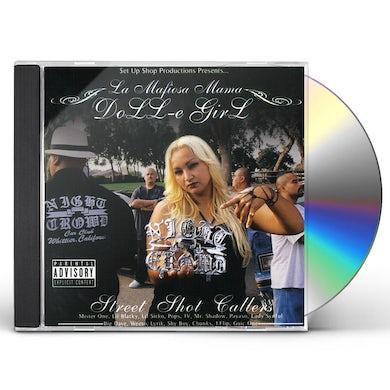 STREET SHOT CALLERS CD
