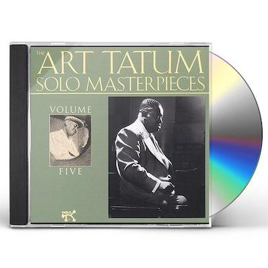 Art Tatum SOLO MASTERPIECES 5 CD