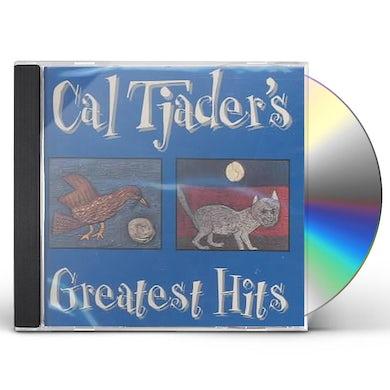 Cal Tjader GREATEST HITS CD