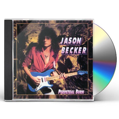Jason Becker PERPETUAL BURN CD