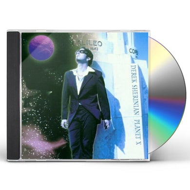 Derek Sherinian PLANET X CD