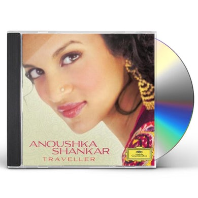 Anoushka Shankar TRAVELLER CD