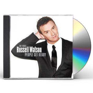 Russell Watson PEOPLE GET READY CD