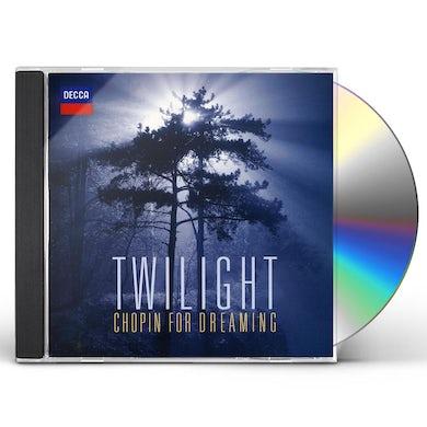 Claudio Arrau TWILIGHT CHOPIN FOR DREAMING CD