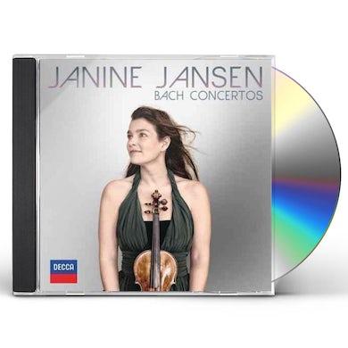 Janine Jansen Bach Concertos CD
