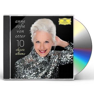 Anne Sofie Von Otter 10 CLASSIC ALBUMS CD