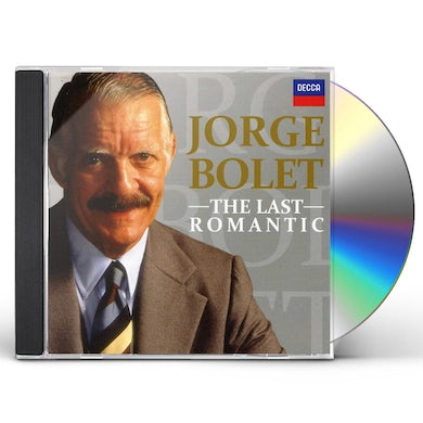 ART OF JORGE BOLET CD