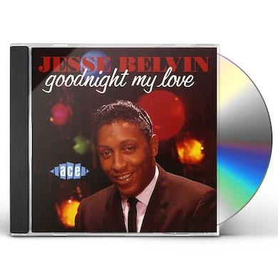 Jesse Belvin GOODNIGHT MY LOVE CD
