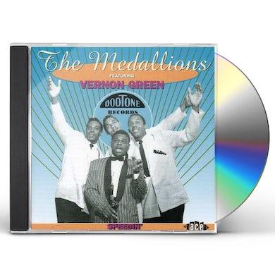 medallions SPEEDIN CD