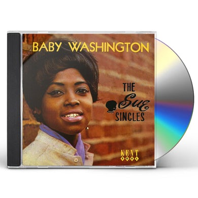 Baby Washington SUE SINGLES CD