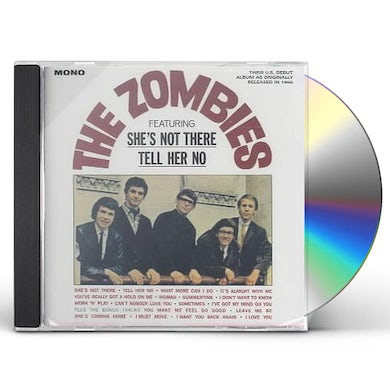 The Zombies CD