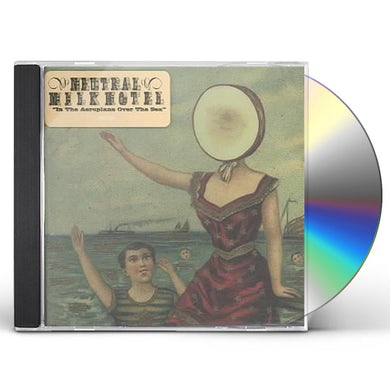 Neutral Milk Hotel IN THE AEROPLANE OVER THE SEA CD