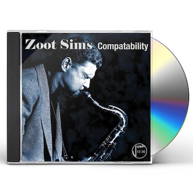 Zoot Sims COMPATABILITY CD