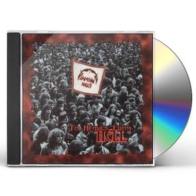 Diamond Head TO HEAVEN FROM HELL CD