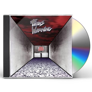 Fates Warning NO EXIT: 25TH ANNIVERSARY EDITION CD