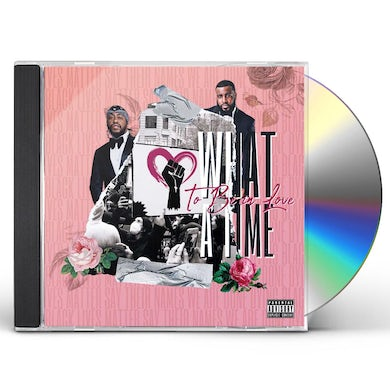 Raheem DeVaughn  What A Time To Be In Love CD
