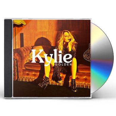 Kylie Minogue Golden CD