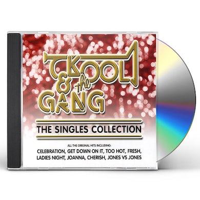 Kool & The Gang SINGLES COLLECTION CD