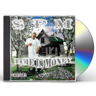 SPM TIME IS MONEY CD