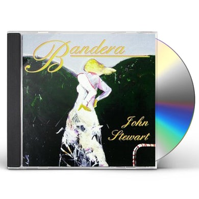 John Stewart BANDERA CD