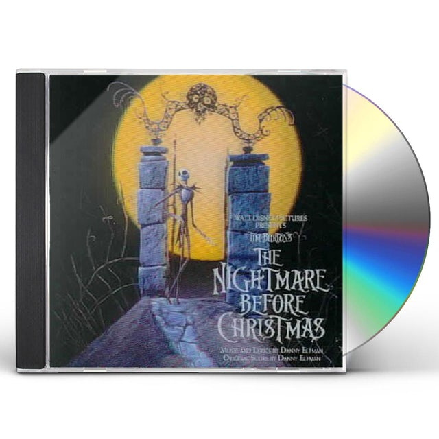 Nightmare Before Christmas / O.S.T. NIGHTMARE BEFORE CHRISTMAS / Original Soundtrack CD