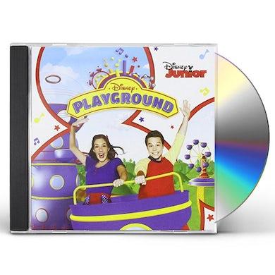 LA MUSICA DE PLAYGROUND CD