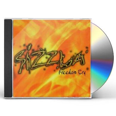 Sizzla FREEDOM CRY CD
