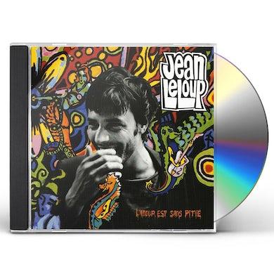 Jean Leloup AMOUR EST SANS PITIE CD