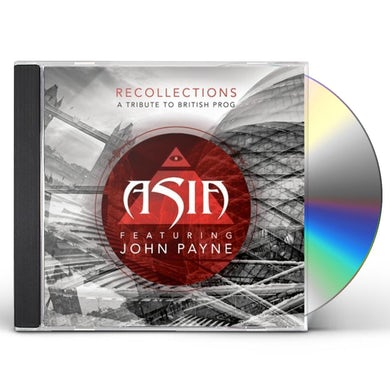 Asia RECOLLECTIONS CD
