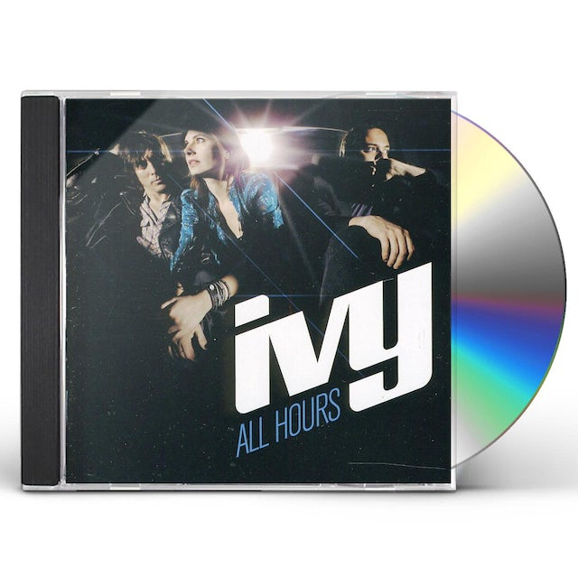 Ivy ALL HOURS CD