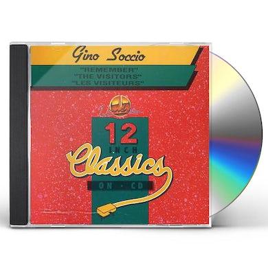 Gino Soccio REMEMBER/THE VISITORS CD