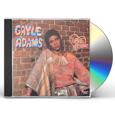 Gayle Adams LOVE FEVER CD