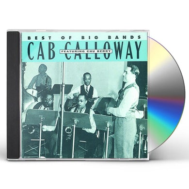 Cab Calloway BEST OF BIG BANDS CD